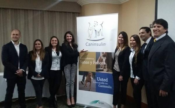 Llega Caninsulin a Chile