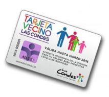 Convenio Tarjeta Vecino Las Condes